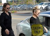 Kate Hudson and Matt Bellamy after breakup and breakfast