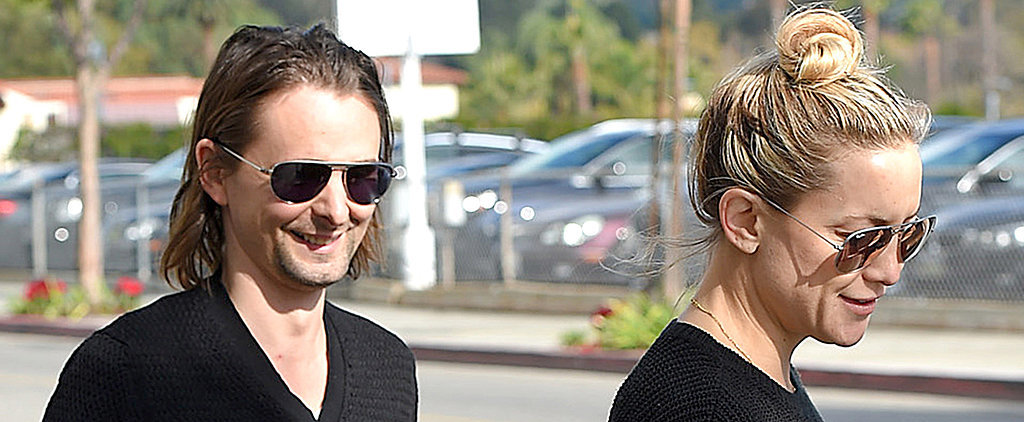 Kate Hudson Reunites With Matthew Bellamy After Their Split