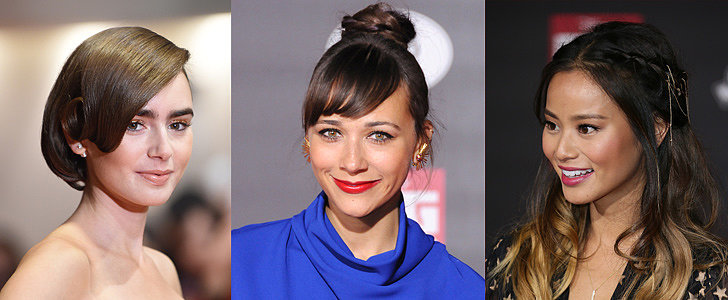 Celebrity-Inspired Hair Ideas Perfect For Winter Parties