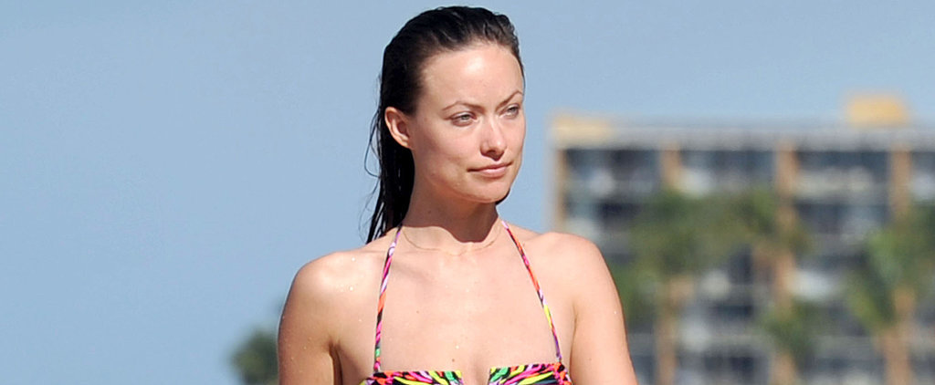 Exclusive: Olivia Wilde's Beach Vacation — and Bikini Body! — Are Still Going Strong
