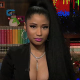 Nicki Minaj's Nip Slip on Watch What Happens Live | Video