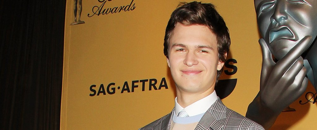 Ansel Elgort Sets the Record Straight About His Sexuality