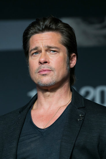 Brad Pitt (and His Hair) Just Keeps Getting Hotter With Age