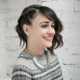 Holiday Hair Ideas For Short Hair
