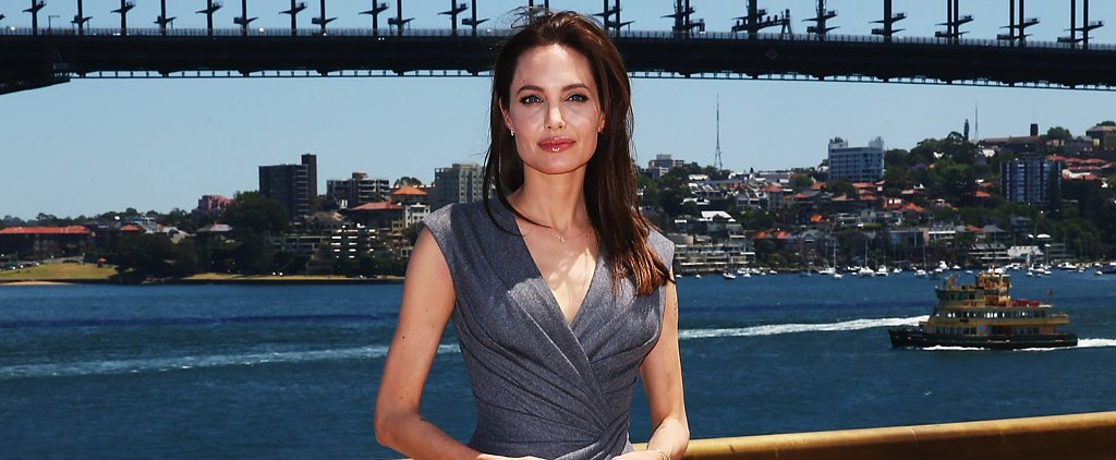 "Sony Execs Say Angelina Jolie Is ""Seriously Out of Her Mind"""