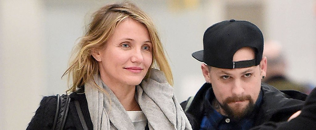 Exclusive: Cameron Diaz and Benji Madden Step Out as Engagement Rumors Grow