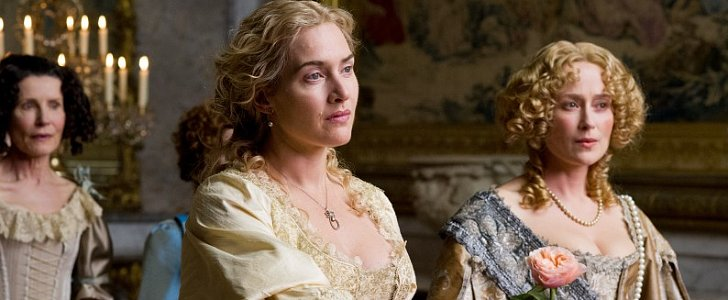 Watch Kate Winslet in the Trailer For A Little Chaos