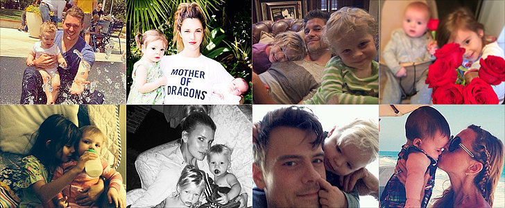 Say Cheese! The Cutest Celebrity Kid Photos of 2015