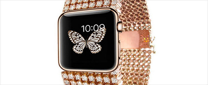 Filthy Rich iOS Fanatics Can Preorder a $30,000 Apple Watch