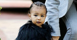 Kanye Spent $74,000 on North's Christmas Gifts