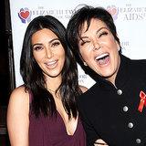 Kim Kardashian's Funny Email to Mum Kris Jenner