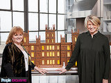 It's Gingerbread Abbey! See Martha Stewart's Spectacular Downton Cookie Creation (PHOTOS)