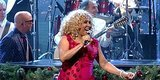 Watch Darlene Love's Final 'Christmas' Performance On Letterman