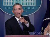 Watch President Obama Call Only On Female Members Of The Press At His Year-End Press Conference