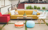 Shop This Super Cool Mid-Century Modern Lounge