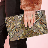 21 Festive Clutches to Help You Sparkle All Night Long