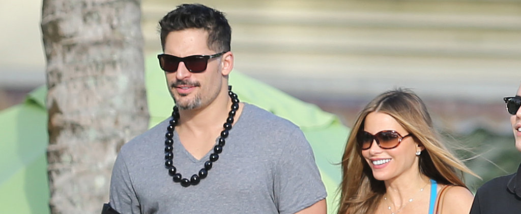 Sofia Vergara and Joe Manganiello Couldn't Be Cuter