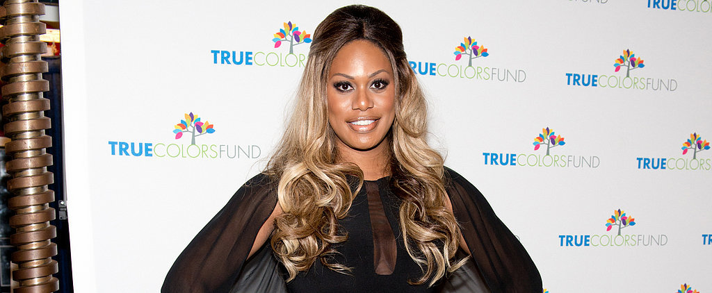 Beyoncé Sent Laverne Cox a Very Stylish Christmas Gift
