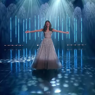 "Lea Michele Sings ""Let It Go"" on Glee 