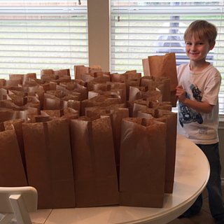Boy Uses Savings to Feed Homeless