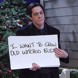 Love Actually SNL Skit