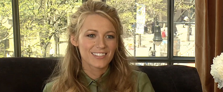 Pregnant Blake Lively Gushes About Her Holiday Family Traditions