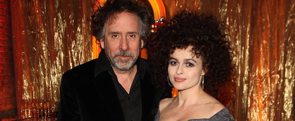 Tim Burton and Helena Bonham Carter Split After 13 Years