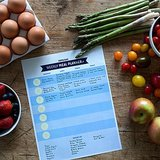 Printable Meal Planner