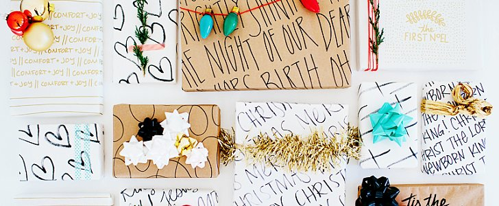 Last Minute Ideas For Holiday Gift Wrap
