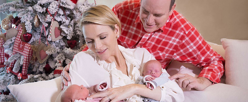 See the First Pictures of Prince Albert and Princess Charlene's Twins!