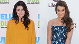 Idina Menzel Praises Lea Michele's 'Let It Go' Cover