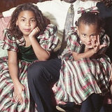 Solange Posts Throwback Holiday Pictures of Beyonce