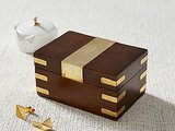 Stow Those New Trinkets in This Handsome Inlaid Box