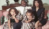 Baby Beyonce Celebrated a Very '90s Christmas