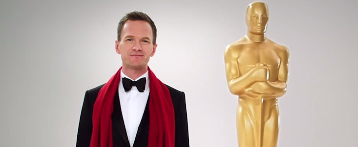 Neil Patrick Harris Has Some Advice For You in His First Oscar Promo