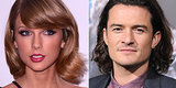 Taylor Swift Should Date Orlando Bloom, According To Ed Sheeran