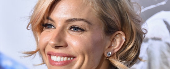 And Just Like That, Sienna Miller Makes Us Want to Chop Our Hair Off