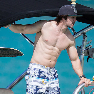 Mark Wahlberg Shirtless i