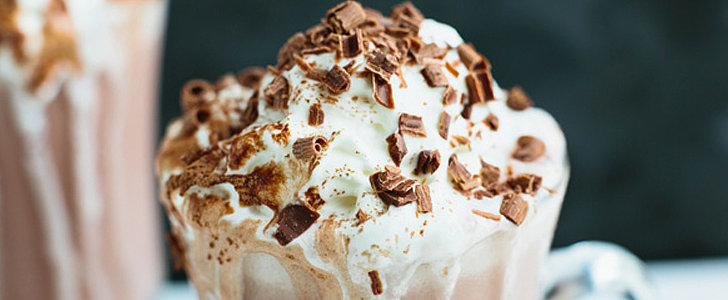 A New Twist on Frozen Hot Chocolate