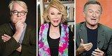 Celebrities We Lost in 2014