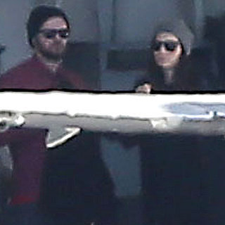 Justin Timberlake and Jessica Biel Fly Out of LA | Pictures