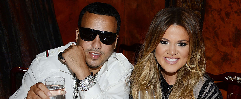 "Khloé Says She Dated French Because She Was ""Lonely"""