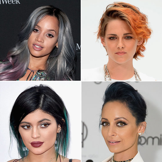 Biggest Celebrity Hair Changes of 2014