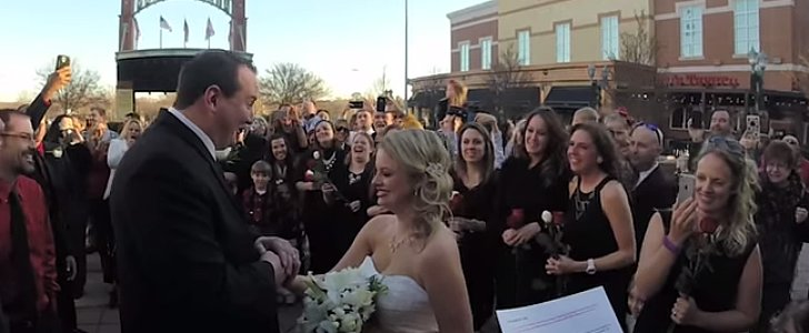 This Woman Was Given a Surprise Wedding — Would You Be Happy?
