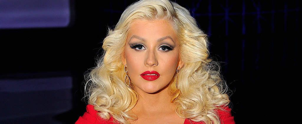 Christina Aguilera Is Reportedly in a Feud  . . . With Mickey Mouse