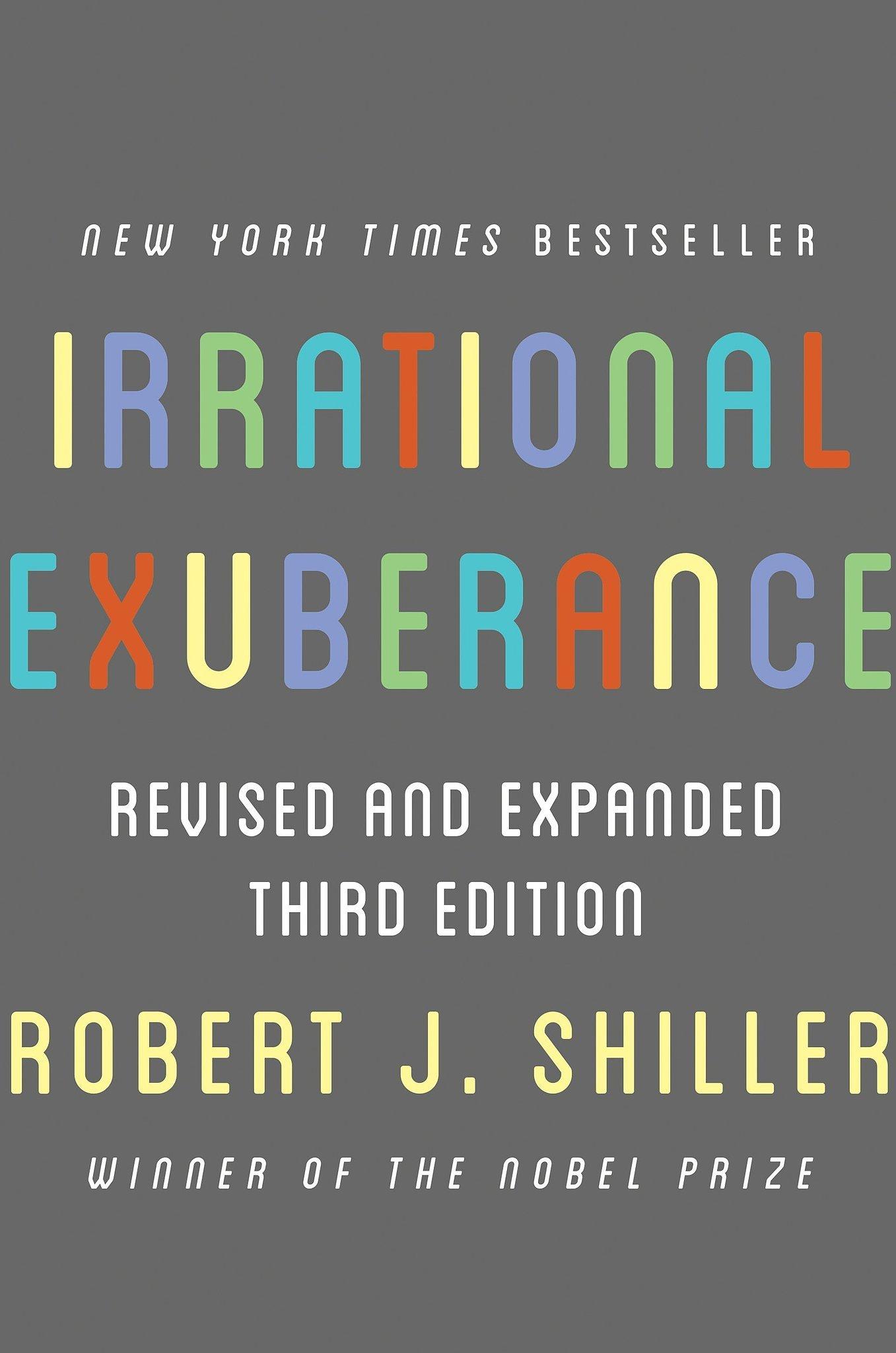 Robert shiller irrational exuberance 2017 : mapoza
