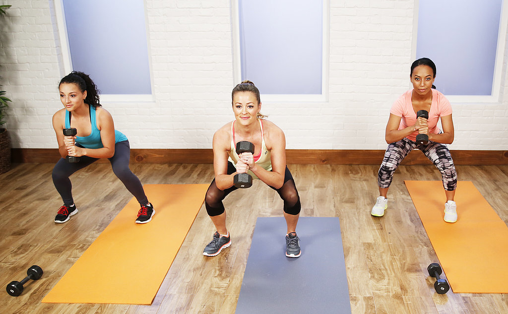 The Workout You Need For 2015: Full-Body Burner