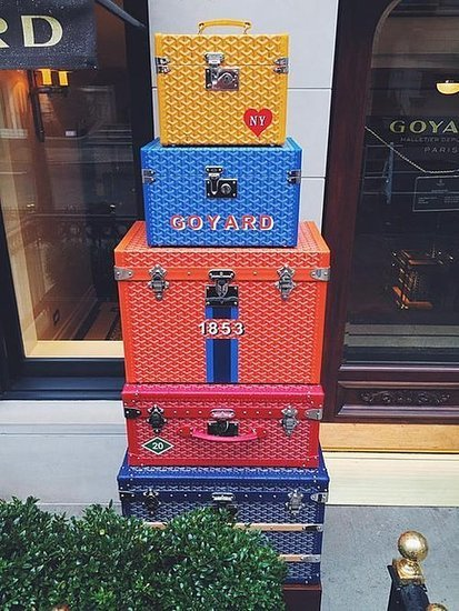 Goyard Opens An NYC Boutique; the Story of Lip Balm Addiction