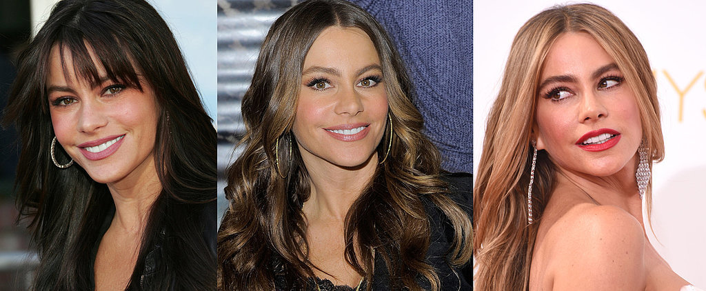 21 Times We Coveted Sofia Vergara's Gorgeous Hair