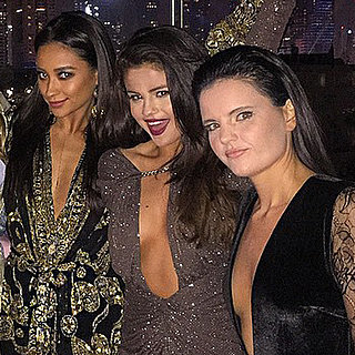 See How Stars Are Ringing in the New Year!